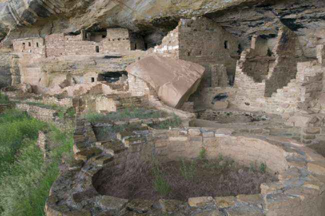 Ruins of Mug House, Mesa Verde National Park, Colorado, USA
