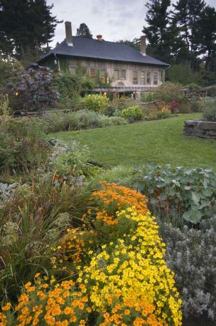 Cornell University Herb Garden, New York, USA