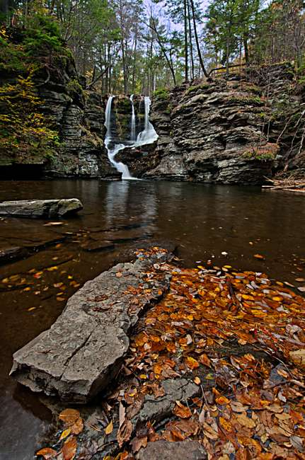 Ponoco Mountains Fall Workshop - held at PEEC - The Pocono Environmental Educational Center.  Workshop by Raymond Klass, Klass Photography